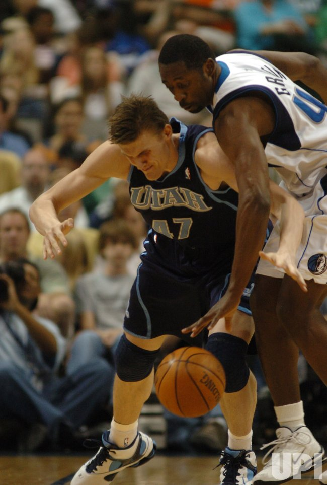 DALLAS MAVERICKS VS UTAH JAZZ