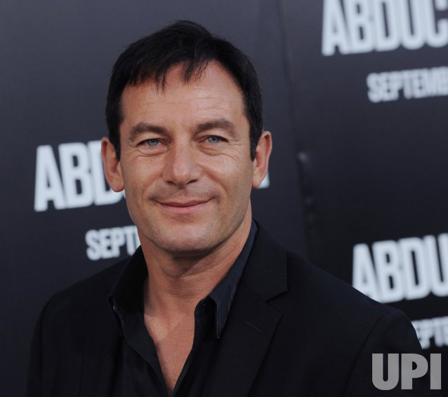 "Jason Isaacs attends the ""Abduction"" premiere in Los Angeles"