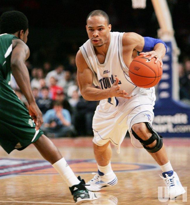 2009 of NCAA Big East baskeball tournament held in New York