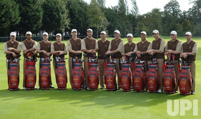USA RYDER CUP TEAM PHOTO
