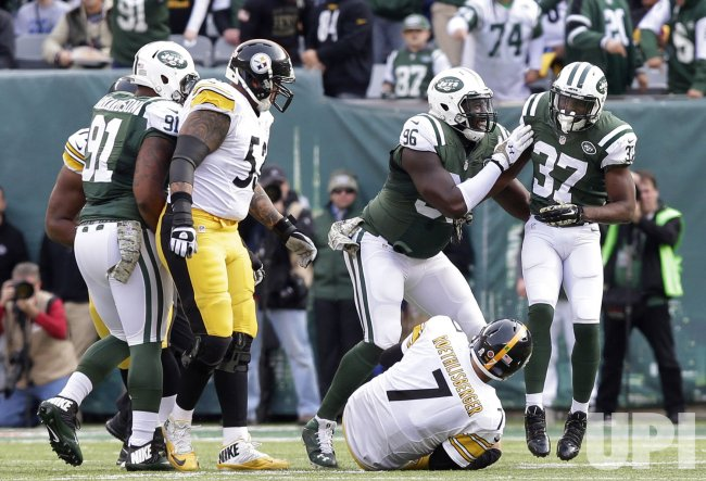 New York Jets vs Pittsburgh Steelers