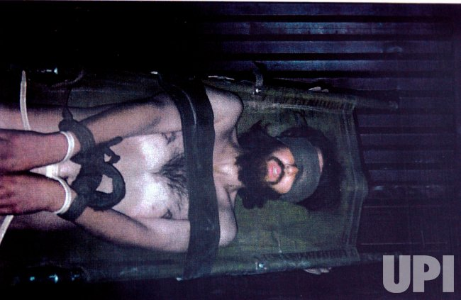 Photo of John Walker Lindh released