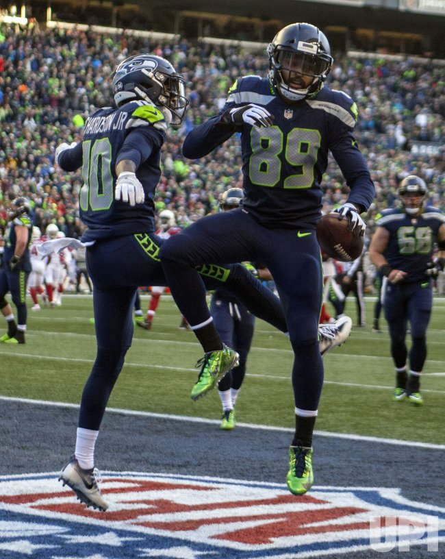 The Arizona Cardinals beat the Seattle Seahawks 26-24 in Seattle