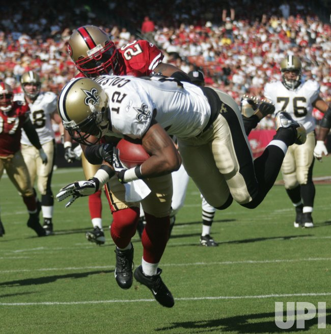 San Francisco 49ers vs New Orleans Saints