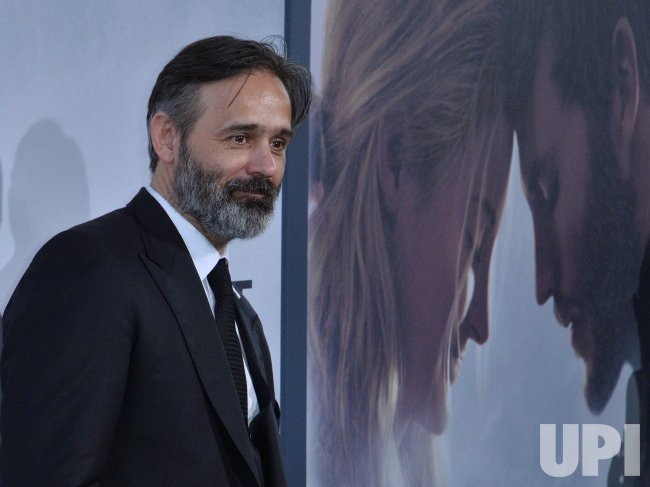 "Director Baltasar Kormakur attends the ""Adrift"" premiere in Los Angeles"