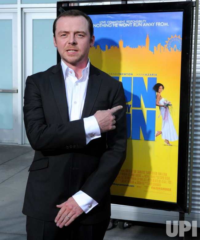 """Run Fatboy Run"" premieres in Los Angeles"