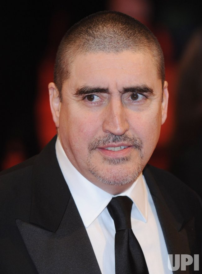 "Alfred Molina attends ""BAFTA"" in London"