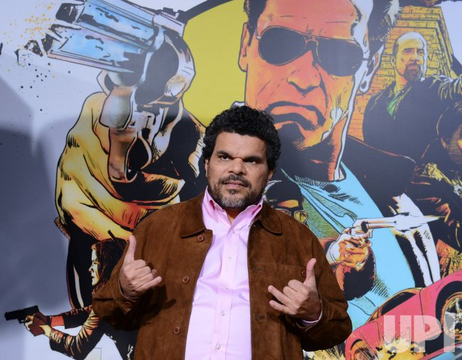 "Luis Guzman attends ""The Last Stand"" premiere in Los Angeles"