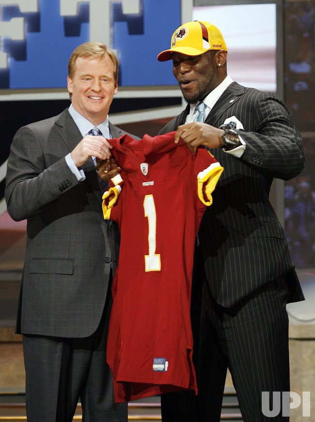 The 2009 NFL Draft at Radio City in New York