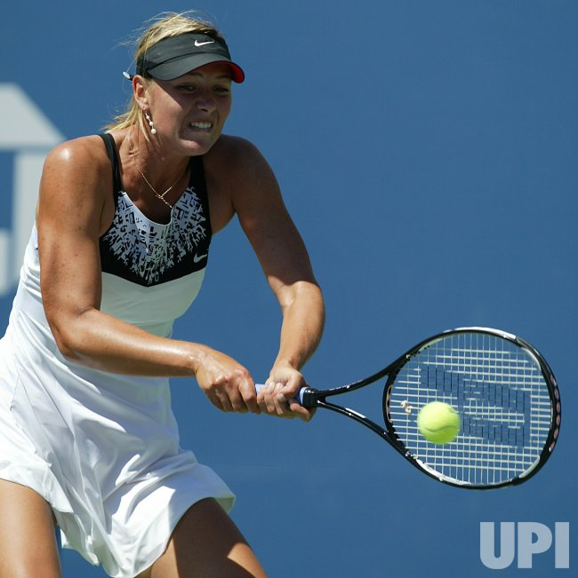 U.S. OPEN TENNIS ROUND THREE IN NEW YORK
