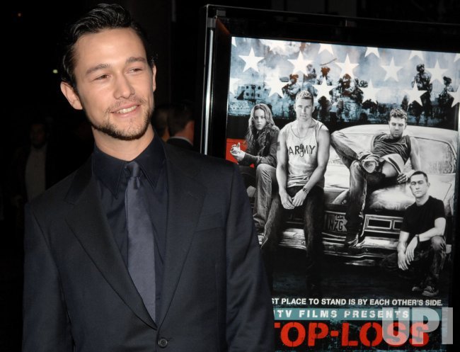 """Stop -Loss"" premieres in Los Angeles"