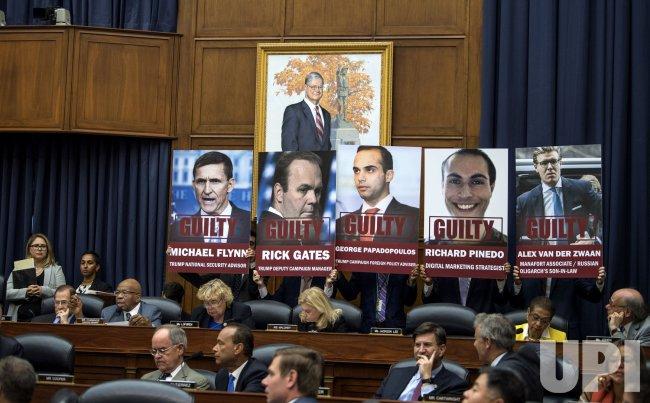 UPI Pictures of the Year 2018 -- WASHINGTON POLITICS