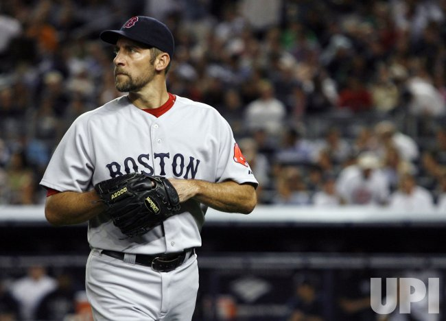 Starting Pitcher John Smoltz has been Designated for Assignment by the Boston Red Sox