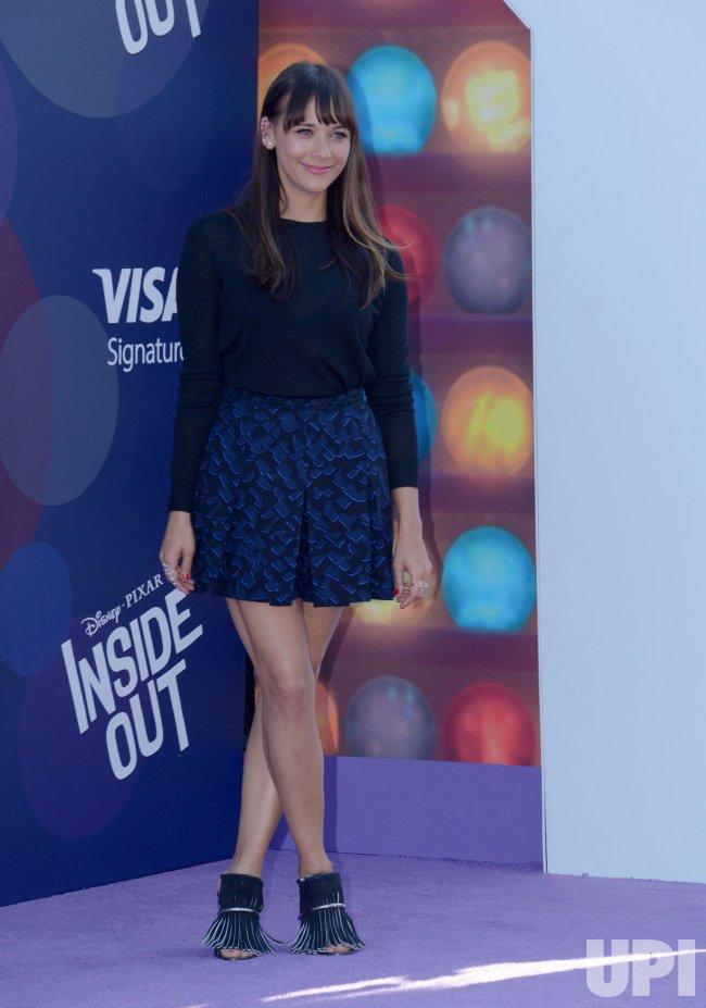 """""""Inside Out"""" premiere held in Los Angeles"""