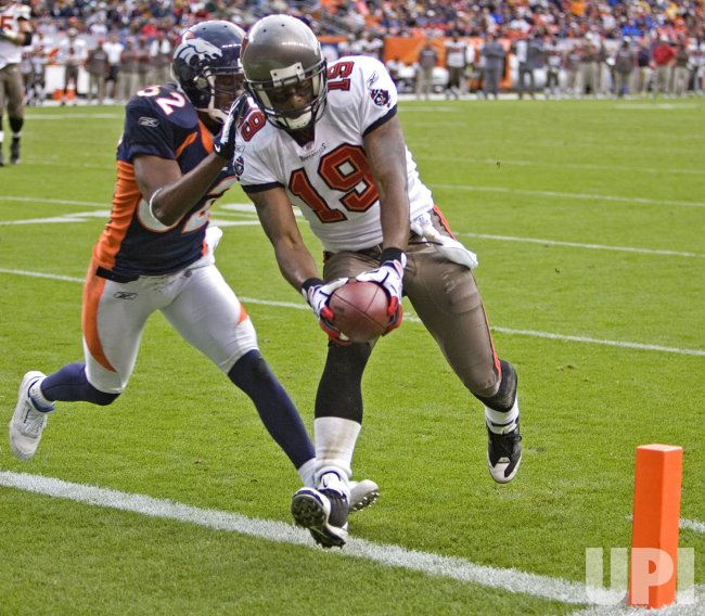 Tampa Bay Buccaneers vs Denver Broncos