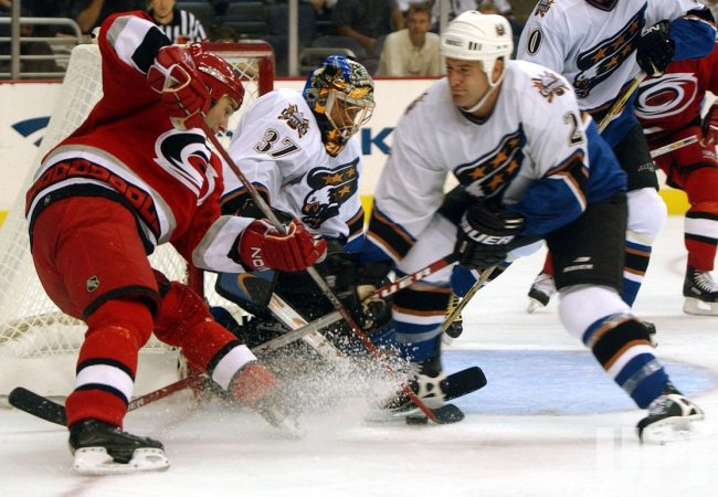 Carolina Hurricanes at Washington Capitals NHL Hockey