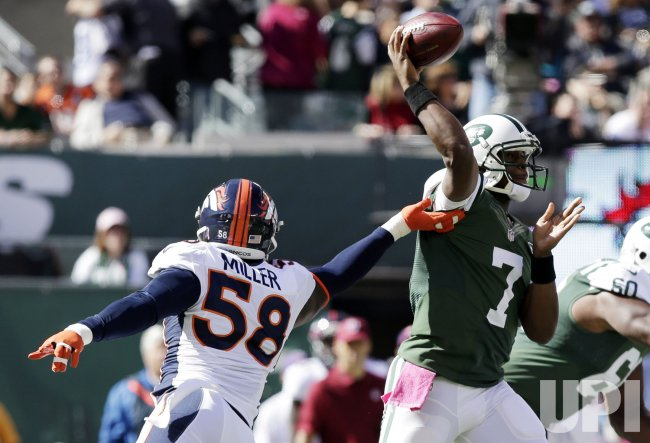New York Jets vs Denver Broncos