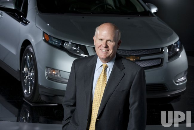 Dan Akerson taking over as CEO of General Motors