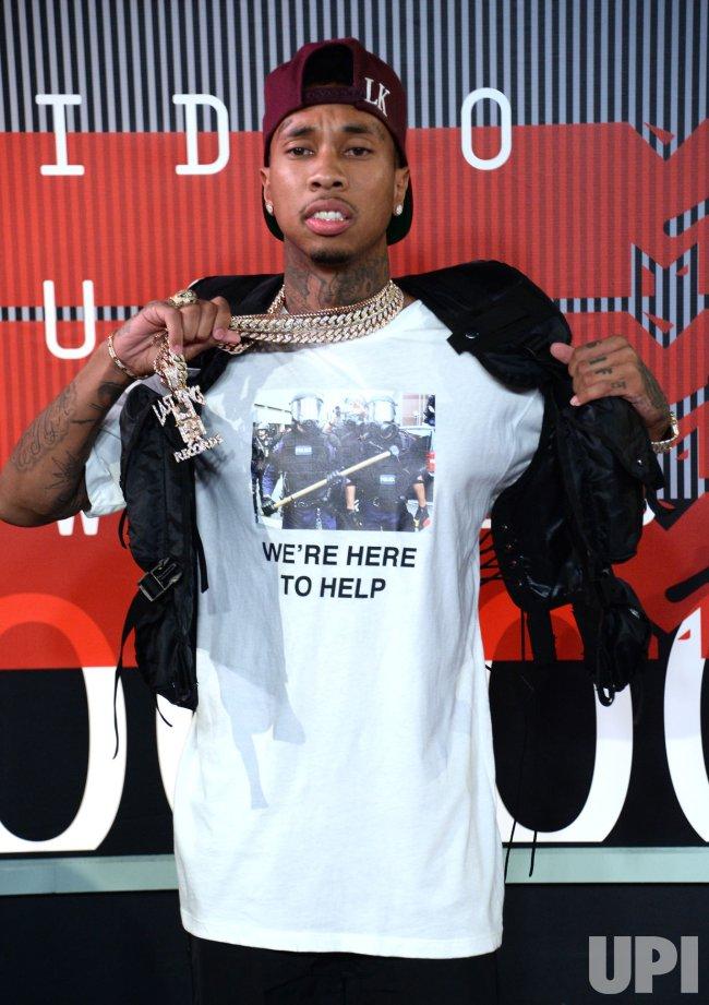 2015 MTV Video Music Awards held in Los Angeles