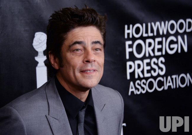 Hollywood Foreign Press Asoociation holds annual Grants Banquet in Beverly Hills