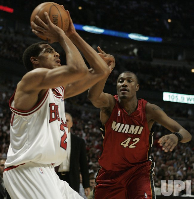 MIAMI HEAT VS CHICAGO BULLS NBA PLAYOFFS