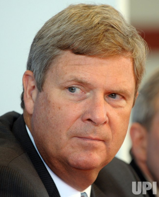 Secretary of Agriculture Tom Vilsack discusses food safety in Washington
