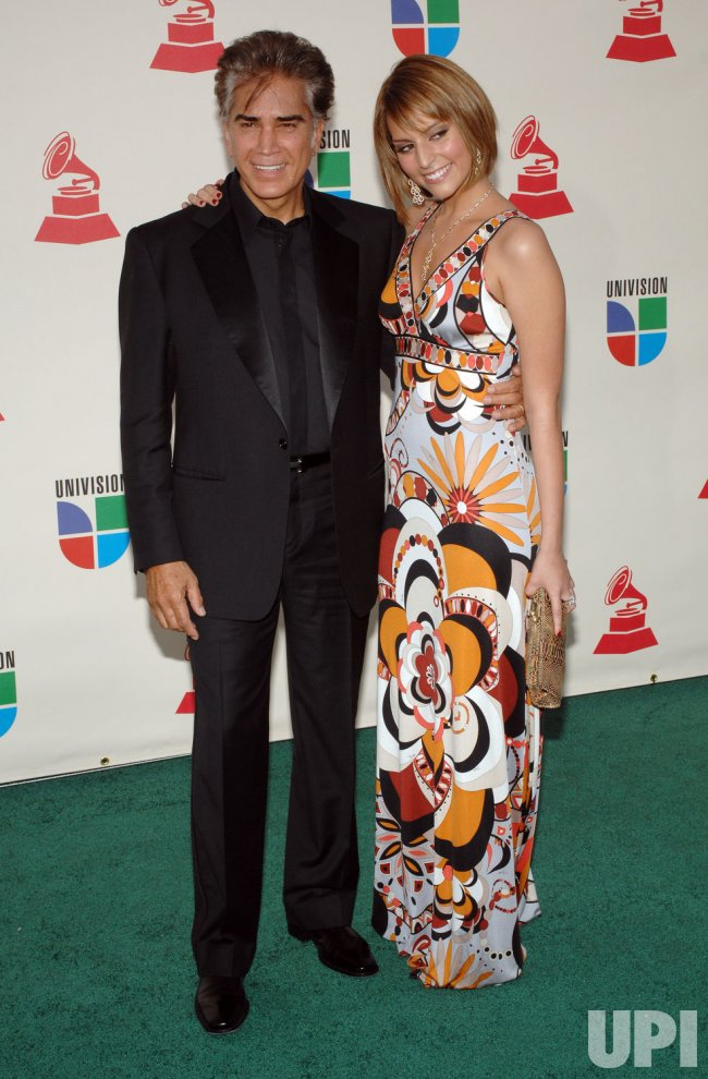 8th annual Latin Grammy Awards in Las Vegas