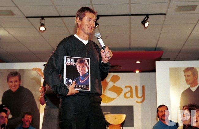 Wayne Gretzky Collection Fashion Show