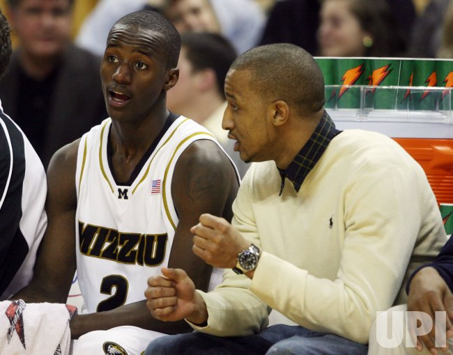 Missouri head basketball coach suspends five key players