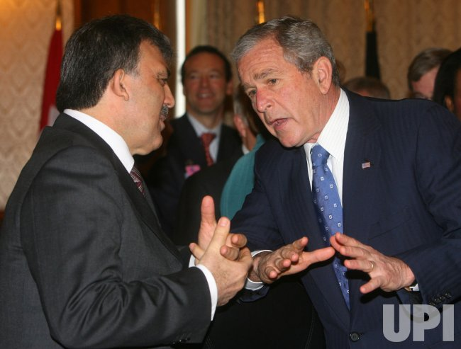 NATO Summit conference in Bucharest
