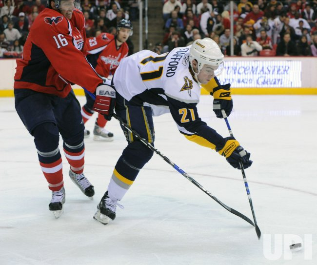 NHL Buffalo Sabres vs Washington Capitals
