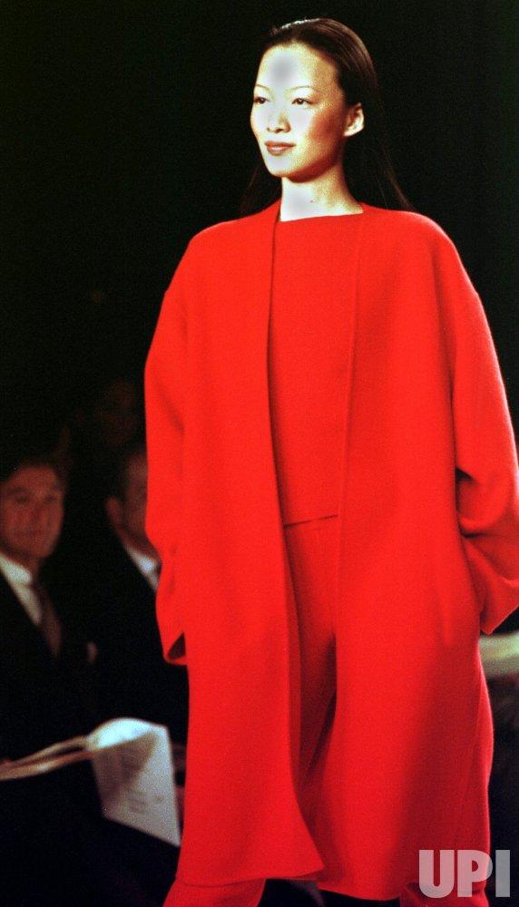 Ralph Lauren--New York Fall 1999 Fashion collection
