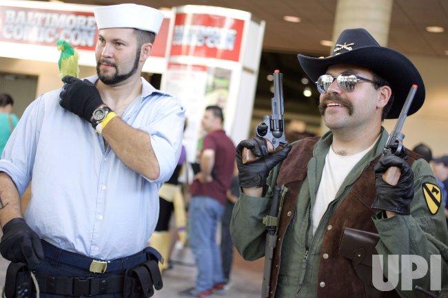 11th Annual Comic Con hosts costume contest in Baltimore
