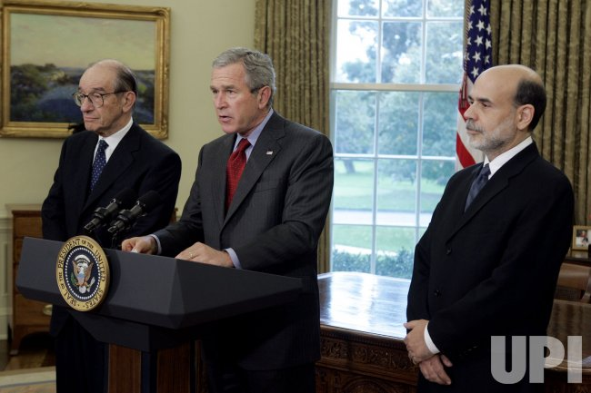 BUSH NOMINATES BEN BERNANKE AS CHAIRMAN OF THE FEDERAL RESERVE BOARD