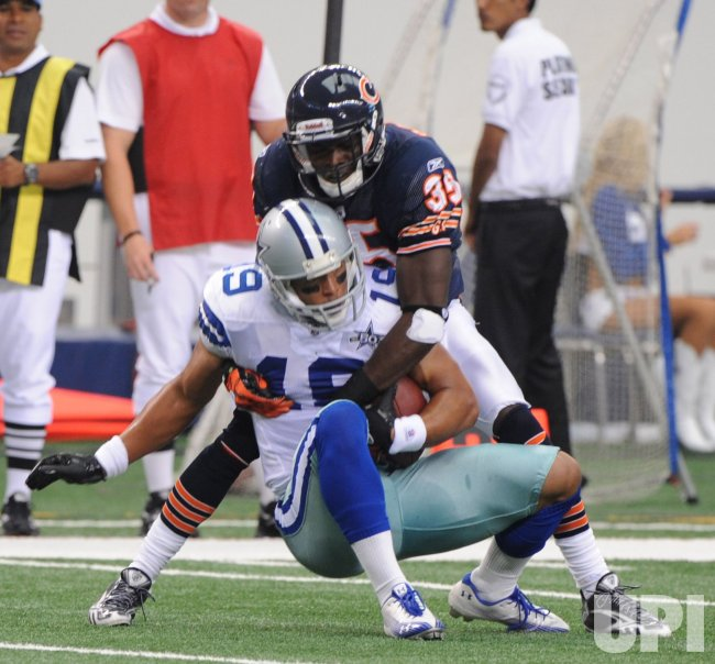 Bears Bowman wraps up Cowboys Austin