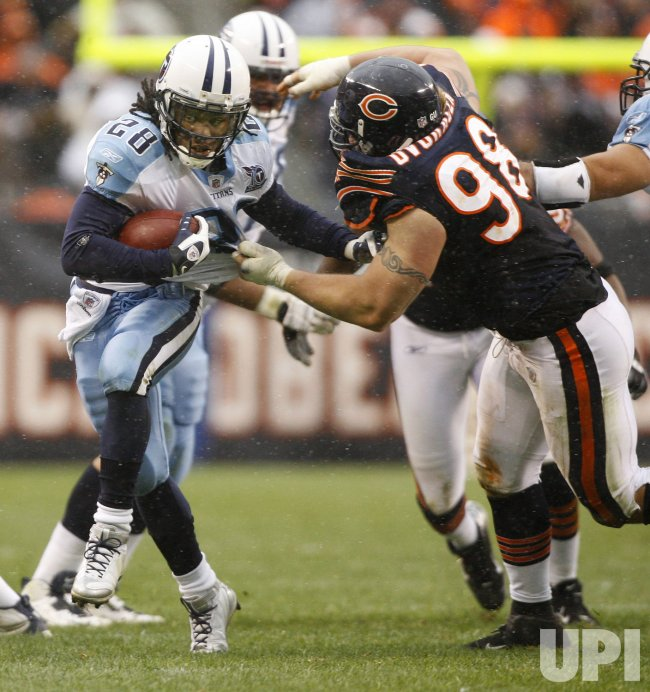 Tennessee Titans vs. Chicago Bears