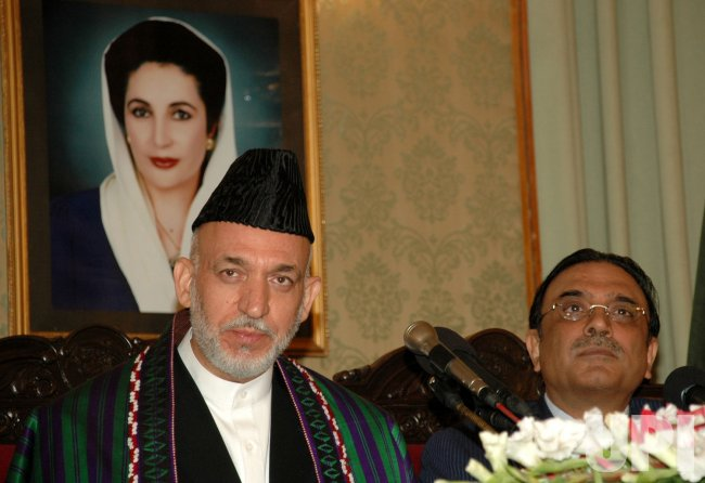 New Pakistani President is sworn-in in Islamabad