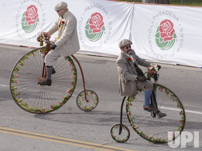 119th Tournament of Roses Parade in Pasadena