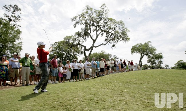 Third round of the The Players Championship in Florida
