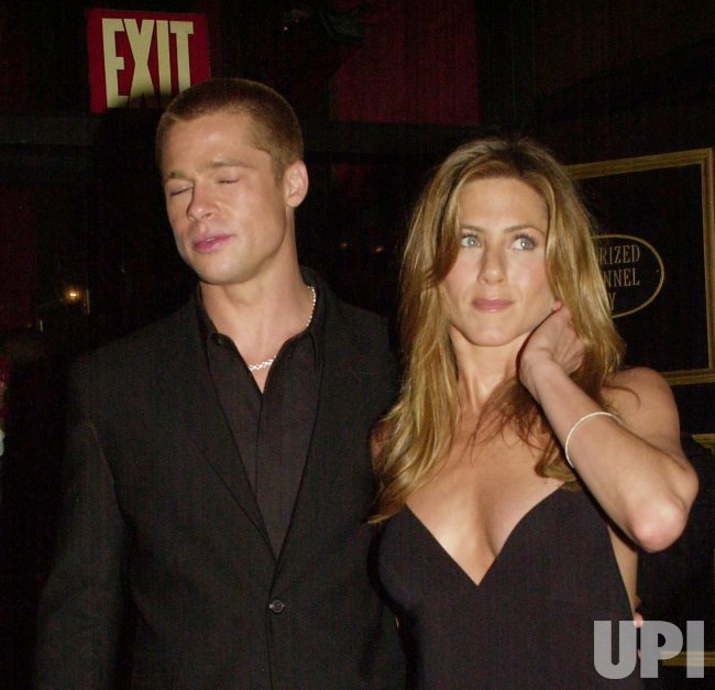 BRAD PITT AND JENNIFER ANISTON END THEIR FIVE YEAR MARRIAGE