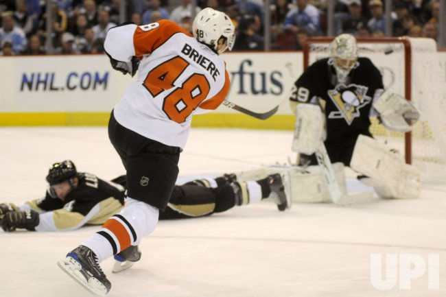 Philadelphia Flyers vs Pittsburgh Penguins