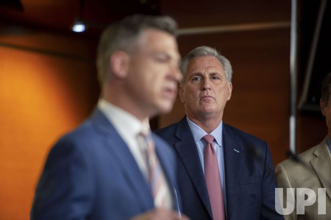 Kevin McCarthy Pulls GOP Selections for Jan.6 Committee