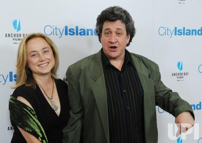 """Raymond De Felitta attends the """"City Island"""" premiere in Los Angeles"""