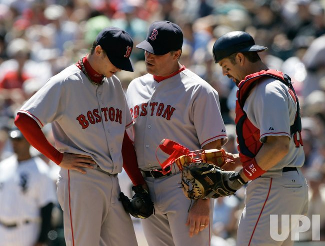 Boston Red Sox vs Chicago White Sox