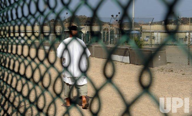 Camp IV at Camp Delta in Guantanamo Bay