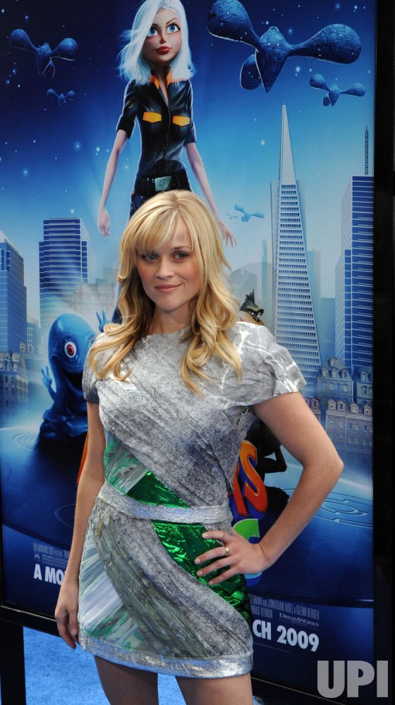 """Monsters vs. Aliens"" premiere held in Los Angeles"