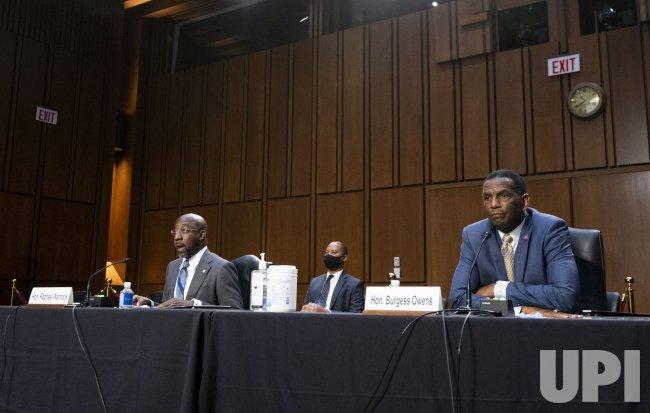 Senate Judiciary Committee Hearing in Washington