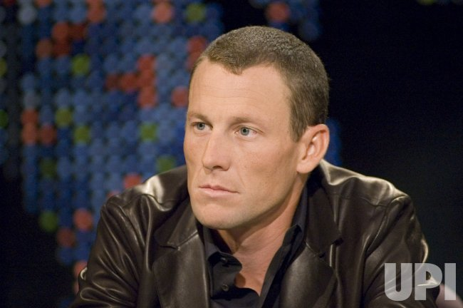 LANCE ARMSTRONG INTERVIEWED BY LARRY KING