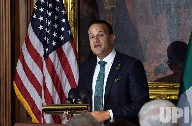 President Trump hosts Ireland's Prime Minister Leo Varadkar