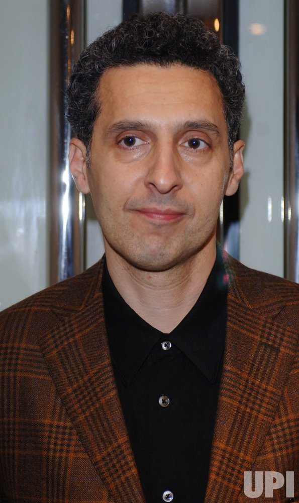 ACTOR JOHN TURTURRO AT THE NATIONAL FILM THEATRE